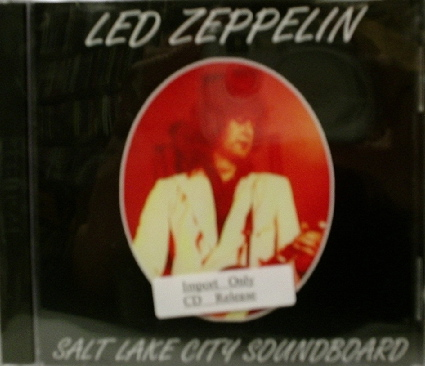 Led Zeppelin / Salt Lake City Soundboard