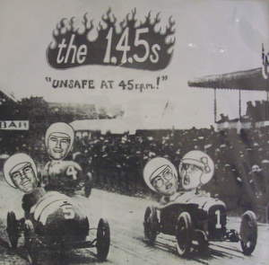 1,4,5s / Unsafe at 45 rpm!