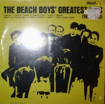 Beach Boys - Greatest Hits (1961-1963)