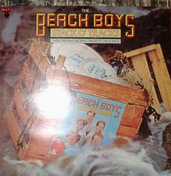 Beach Boys - Stack O' Tracks Record