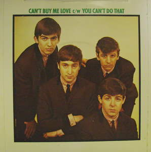 Beatles / Can't Buy Me Love