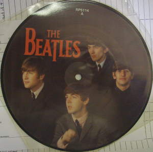 Beatles / Can't Buy Me Love (Pic Disc)
