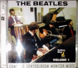 Beatles / Complete Controlroom Monitor Mixes Vol. 1