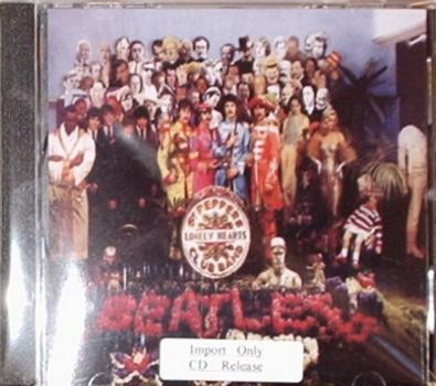 Beatles / Sgt. Peppers Lonely Hearts Club Band...Naked!