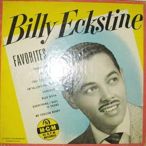 Billy Eckstine / Favorites