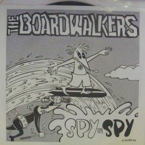 Boardwalkers / Spy vs. Spy
