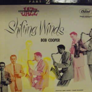 Bob Cooper / Shifting Winds Part 2(EP)