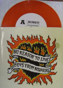 Boys From Nowhere / No Reason to Live