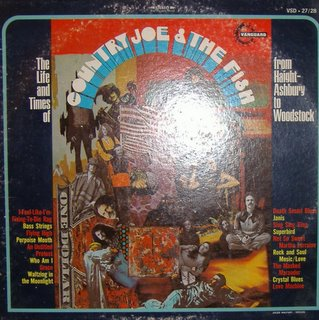 Country Joe & The Fish - Life And Times Of Country Joe And The Fish From Haight-ashbury To Woodstock
