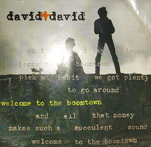 David & David / Welcome to Boomtown