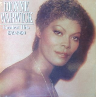 Dionne Warwick - Greatest Hits 1979-1990 EP