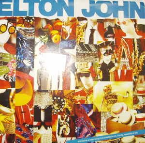 Elton John - I Don't Wanna Go On With You Like That Record