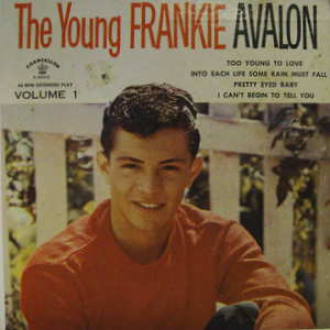 Frankie Avalon - Too Young To Love Ep