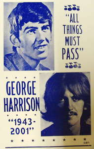 George Harrison / Headshots