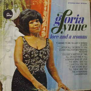 Gloria Lynne / Love And A Woman