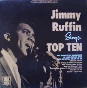 Jimmy Ruffin Sings Top Ten LP