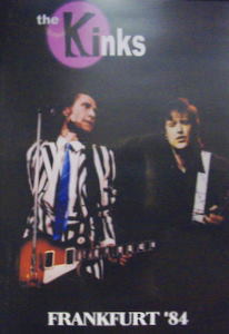 Kinks / Frankfurt &#39;84