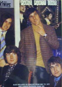 Kinks / Paris Party 1965