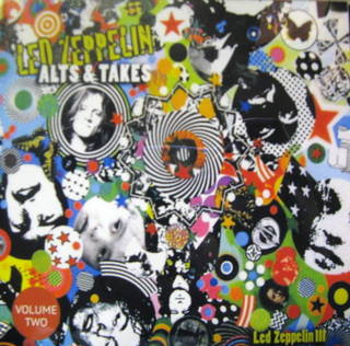 Led Zeppelin / Alts & Takes LZIII Volume 2