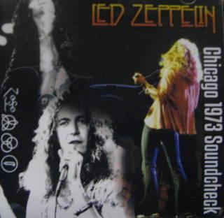 Led Zeppelin / Chicago 1973 Soundcheck