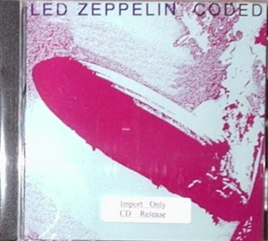Led Zeppelin / Coded: Limited Edition Trance Remixes