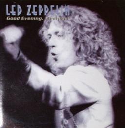 Led Zeppelin / Good Evening, Liverpool