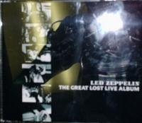 Led Zeppelin / Great Lost Live Album
