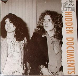 Led Zeppelin / Hidden Documents