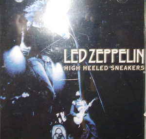 Led Zeppelin / High Heeled Sneakers
