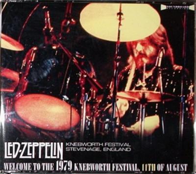 Led Zeppelin / Knebworth Festival