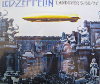 Led Zeppelin / Landover 5/30/77