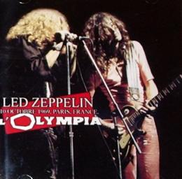 Led Zeppelin / Live At L'Olympia
