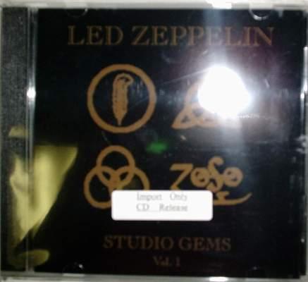 Led Zeppelin / Studio Gems Vol 1