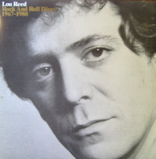 Lou Reed - Rock And Roll Diary 1967-1980 Record