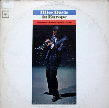 Miles Davis - In Europe Single