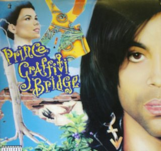 Prince - Graffiti Bridge Album
