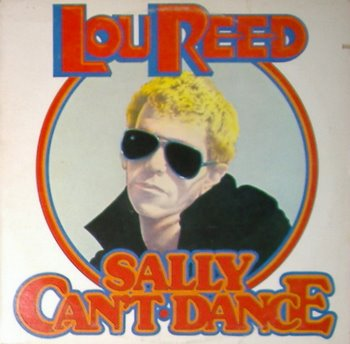 Lou Reed - Sally Can't Dance EP