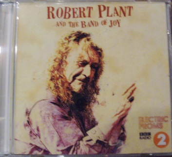Robert Plant / And The Band Of Joy