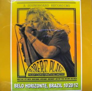 Robert Plant / Brazil 2012