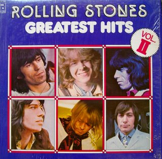 Rolling Stones - Greatest Hits Vol 2