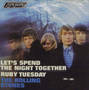 Rolling Stones / Let's Spend The Night Together