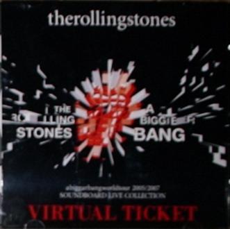 Rolling Stones / Virtual Ticket