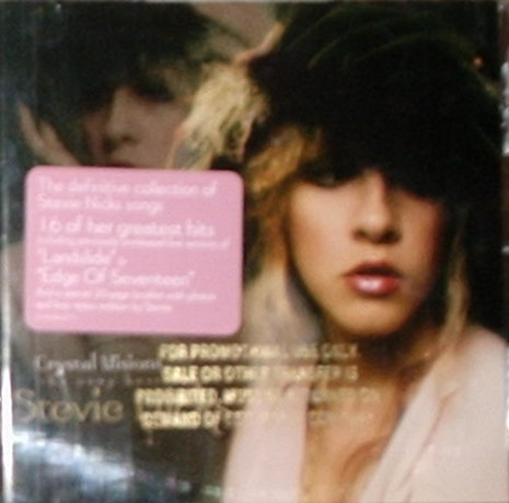 Stevie Nicks / Crystal Visions…The Very Best Of Stevie Nicks