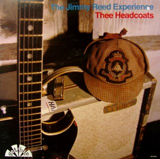 Three Headcoats / Jimmy Reed Experience