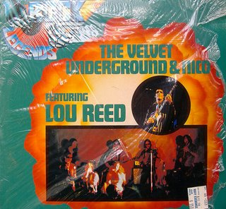 Velvet Underground & Nico Featuring Lou Reed - Rock Legends Album