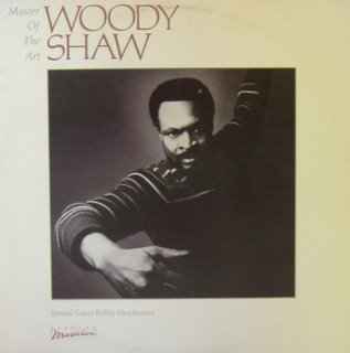 Woody Shaw Master+Of+The+Art LP