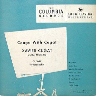 Xavier Cugat - Conga With Cugat