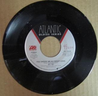 AC/DC / You Shook Me All Night Long