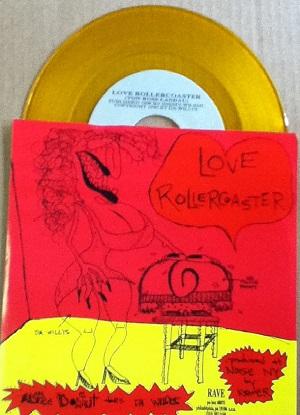 Alice Donut/ Da Willys / Love Rollercoaster