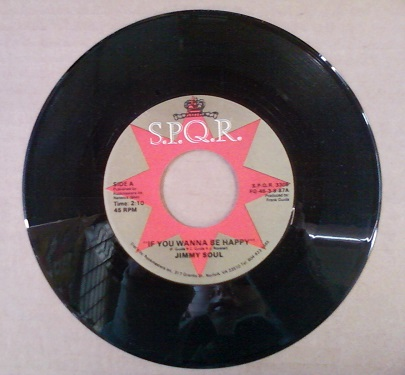 Jimmy Soul / If You Wanna Be Happy